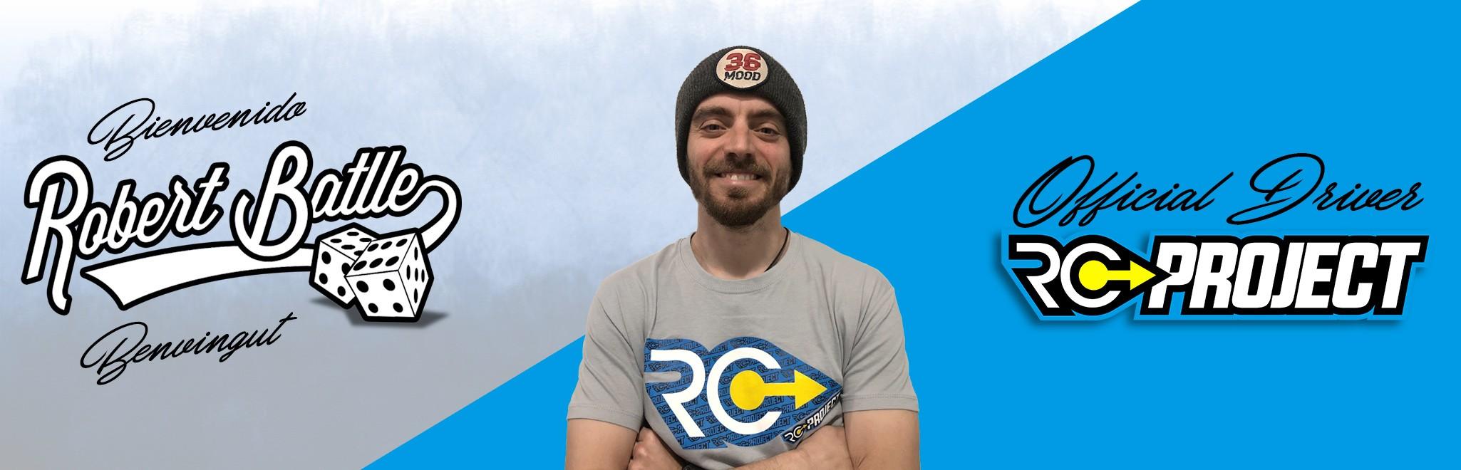 Robert Batlle joins RC-Project.it