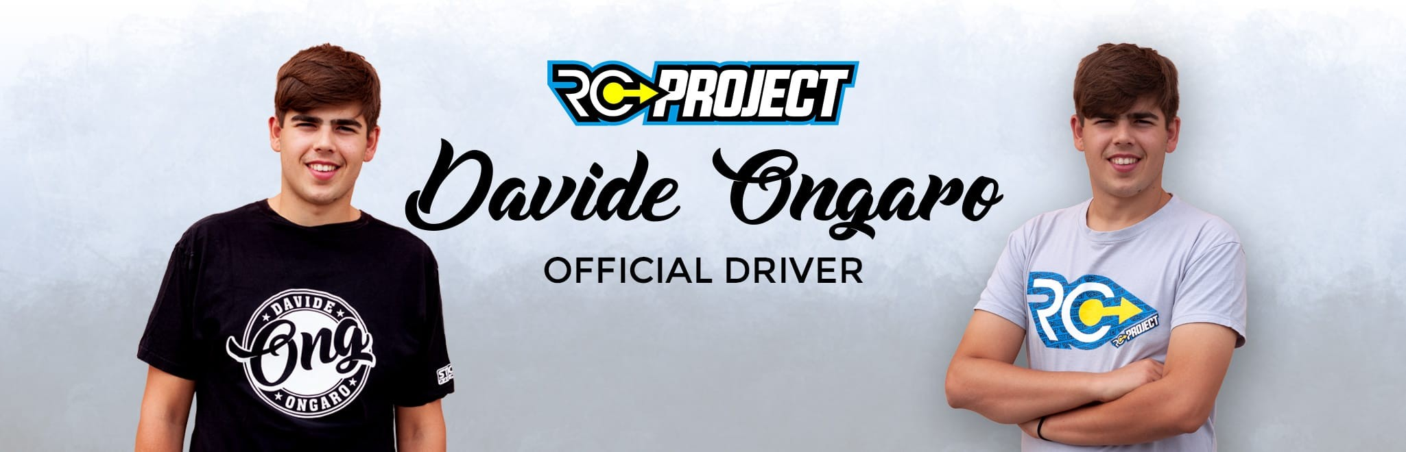 Davide Ongaro Official Driver